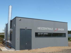 Heizzentrale Raunheim