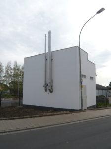 ehemaliges Trafo-Haus Lich